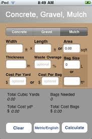 Gravel Price Per Cubic Yard Concrete Gravel Mulch Estimate
