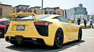 lexus lfa wallpaper 1920x1080 yellow car lexus lfa wallpapers and images wallpapers pictures