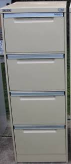 Elite Built Filing Cabinet Filing Cabinets Anti Tilt Great Condition Heavy Duty Cabinets