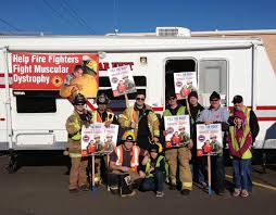 Firefighter Station Boots Canada by Marion County Firefighters U0027fill The Boot U0027 To Raise Money For