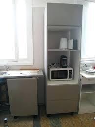 meuble de cuisine pour four et micro onde meuble cuisine colonne four micro onde charming colonne de cuisine