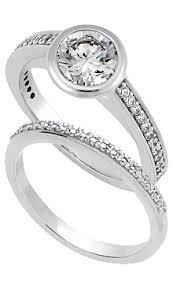 beveled engagement ring new beveled diamond rings 14k white gold 2 75 mm diamond