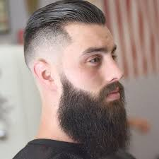 tight clean hairstyles 1975 men pin by wild west beards on beard combs pinterest