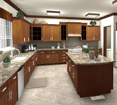 amazing kitchen design online software with l shape kitchen island