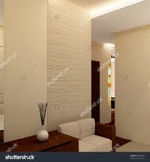 how to decorate a narrow hallway near the front entrance
