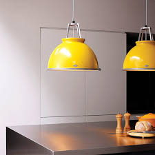 Yellow Ceiling Lights Original Btc Titan Size 1 Ceiling Pendant Light Yellow With
