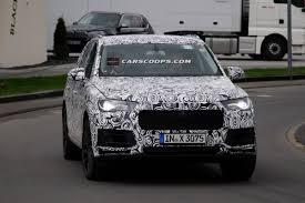 Audi Q7 Limo - carscoops audi q7