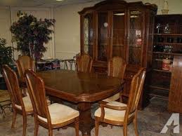 stunning thomasville cherry dining room set ideas home design