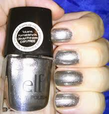 straight on till morning e l f nail color in liquid metal