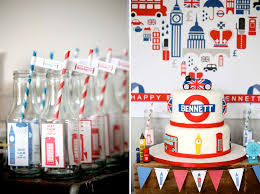 Candy Themed Party Decorations Kara U0027s Party Ideas British Inspired