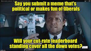 Allstate Guy Meme - down vote mayhem will this meme ever get featured imgflip