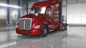 kenworth truck interior kenworth t680 interior exterior rework v1 0 modhub us