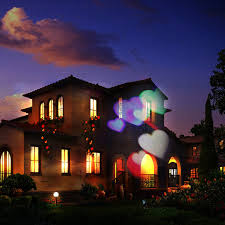 Outdoor Projector Lights Xl J18 Shape Outdoor Projector Light Ip65 Waterproof