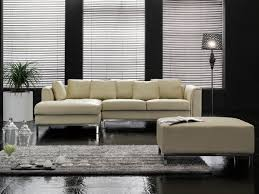 oversized chaise lounge sofa corner sofa genuine leather metal legs with chaise longue