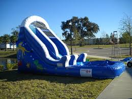 inflatable water slide rental jacksonville orange park