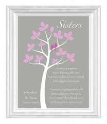 Wedding Gift For Sister Maid Of Honor Gift For Bridesmaid Gift For Sister By Dallowayplace