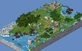 Minecraft World Maps by Minecraft Of Alun Hancock