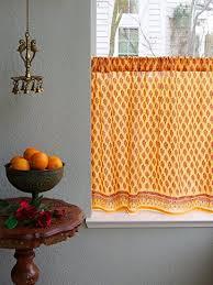 Saffron Curtains Saffron Marigold Indian Summer Orange Paisley
