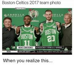 Celtics Memes - 25 best memes about boston celtics boston celtics memes