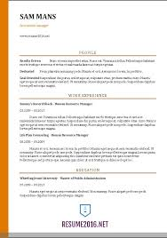 amazing cma accounting resume contemporary top resume revision