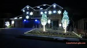 in search of most beautiful or annoying christmas lights