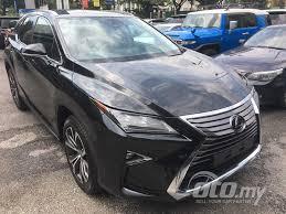 lexus rx200t f sport malaysia 2016 recond lexus rx 200t 195447 oto my
