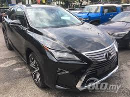 lexus rx200t malaysia 2016 recond lexus rx 200t 195447 oto my