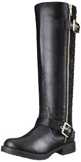 women s black motorcycle boots amazon com penny loves kenny women u0027s dallas motorcycle boot