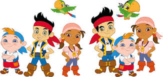 neverland pirates free printables