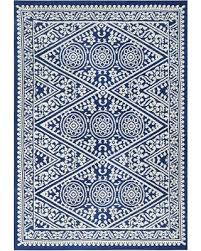 spectacular deal on 5 u0027x7 u0027 outdoor rug tapestry blue threshold