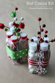 gifts for coworkers how to make a christmas gift hot cocoa kit hometalk