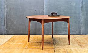 dining tables danish dining table extendable mid century