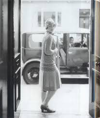 paris in the 1920s changes in society lead to changes in fashion