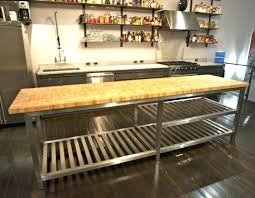 kitchen work table island stainless steel kitchen work table island kitchen island table ikea