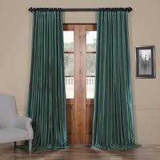 Peacock Curtains Peacock Curtains Wayfair