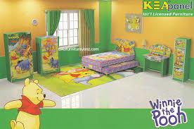 desain kamar winnie the pooh furniture terlengkap dan termurah sofa lemari springbed dll