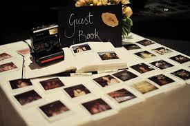 wedding wishes book alternative wedding guest book ideas we