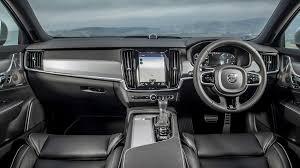 r design volvo volvo s90 d5 r design 2017 review by car magazine