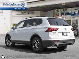 New 2018 Tiguan 2 0tsi Comfortline 8 Speed Automatic 4motion 4