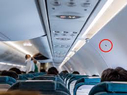 meaning of airplane cabin triangles business insider
