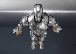 Iron Man Home by S H Figuarts Ironman Mk2 And Hall Of Armor