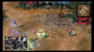 fortress siege lineage 2 revolution on lineage 2 revolution at twitchcon