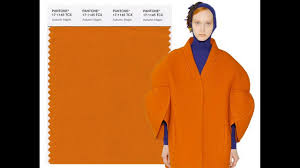 pantone u0027s top 10 fall 2017 colors from new york fashion week youtube