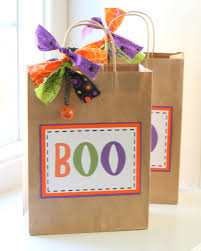 Halloween Gift Bag by You U0027ve Been Boo Zed The Version Of Boo Ing I Love Halloween