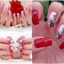 beautiful nail art designs for bridals 2016 u002717 stylo planet