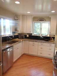 Kitchen Cabinet Lights Decorating Exciting White Medallion Cabinetry With Under Cabinet