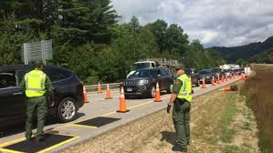 Interior Border Patrol Checkpoints Border Patrol Checkpoint In New Hampshire Nets Arrests Of 25