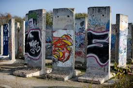 berlin wall sections photos the berlin wall now goes around the world al jazeera america