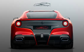 Ferrari F12 Limited Edition - oakley design ferrari f12 berlinetta adds carbon fiber aggressive