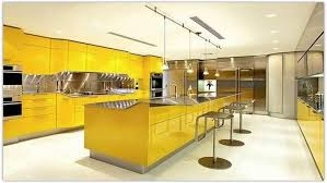 Grey Kitchen Walls With Oak Cabinets What Color Cabinets Go With Yellow Walls Gray And Yellow Kitchen